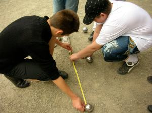 Measuring!
